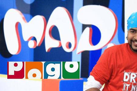 Pogo TV Live
